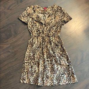 Cheetah Dress (size Xs)